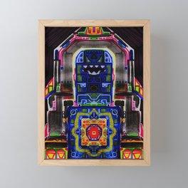 Astro Goldminer Framed Mini Art Print