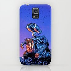 WALL-E (Painting Style) Galaxy S5 Slim Case