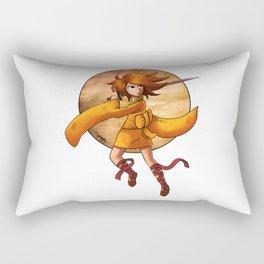 Jupiter Princess Rectangular Pillow