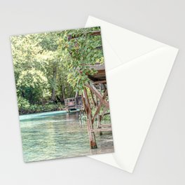 Jungle vibes | Florida Blue Springs State Park, USA Stationery Cards