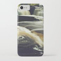 michigan iPhone & iPod Cases featuring Michigan by Noah Willman