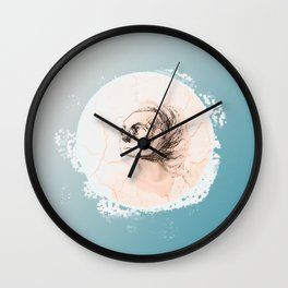 Memory Ball Wall Clock