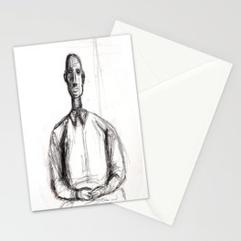 Contemplation Repose Stationery Cards