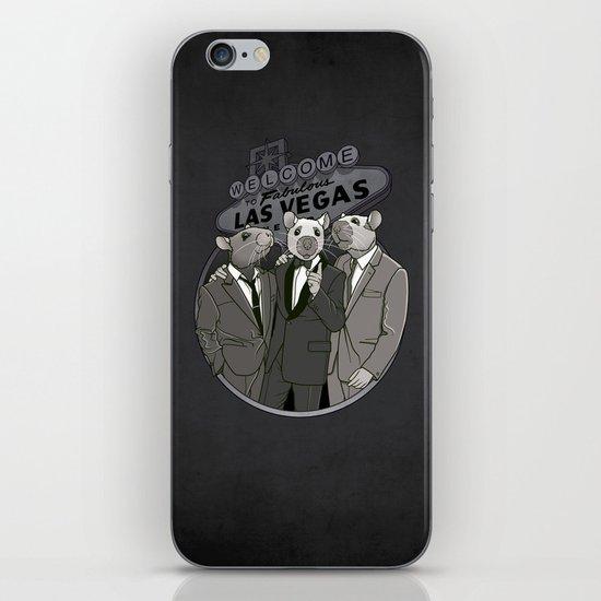 Rat Pack iPhone & iPod Skin