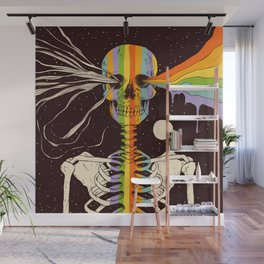Dark Side of Existence Wall Mural