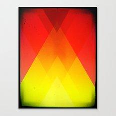 FORTUNATE FALL Canvas Print