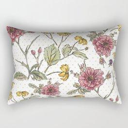 Primavera tardía Rectangular Pillow