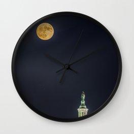 Lady Freedom Wall Clock