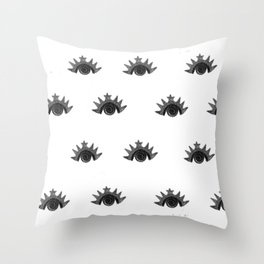 All eyez on you  Throw Pillow