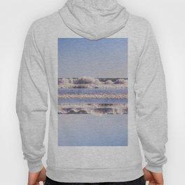 Intertwined waves Hoody