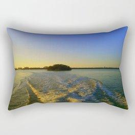On Vacation Rectangular Pillow