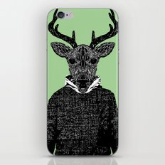 Chorus of Deer iPhone & iPod Skin