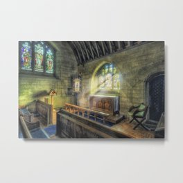 Hear My Prayer Metal Print