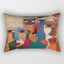treason Rectangular Pillow