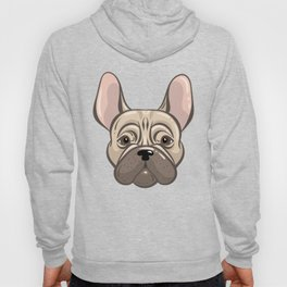 Cute golden paws in pastel colors Hoody