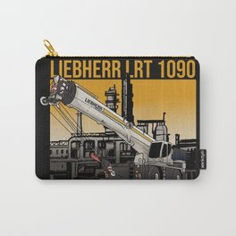 Liebherr LRT 1090 Carry-All Pouch