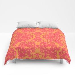 Mango II Electric Bugaloo Comforters