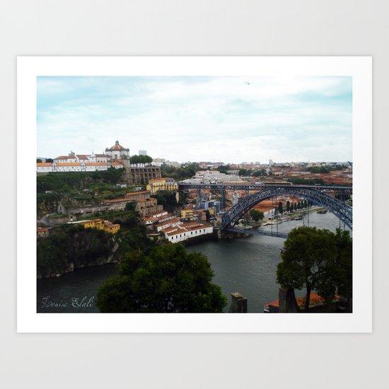 Porto - Portugal Art Print
