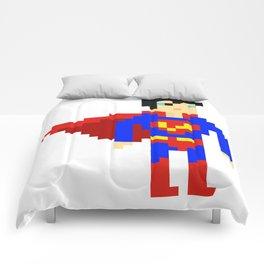 Clark kent Comforters