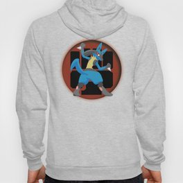 Lucario-Fighting Type Revisited *SPECIAL EDITION* Hoody