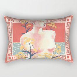 Silphium Rectangular Pillow