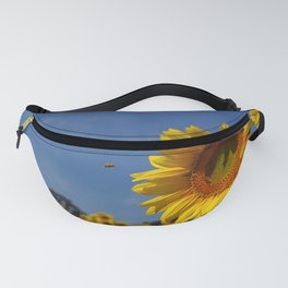 Summer Sunflower Soloist with backup chorus Fanny Pack