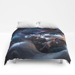Gentleman Gnar League of Legends Comforters
