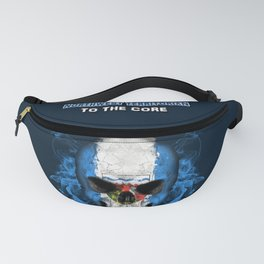 To The Core Collection: Northwest Territories Fanny Pack