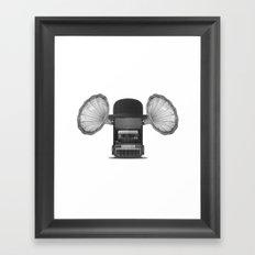 Hat Framed Art Print