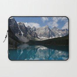 Moraine Lake Reflections Laptop Sleeve