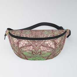 Nature's Cathedral #1 Fanny Pack