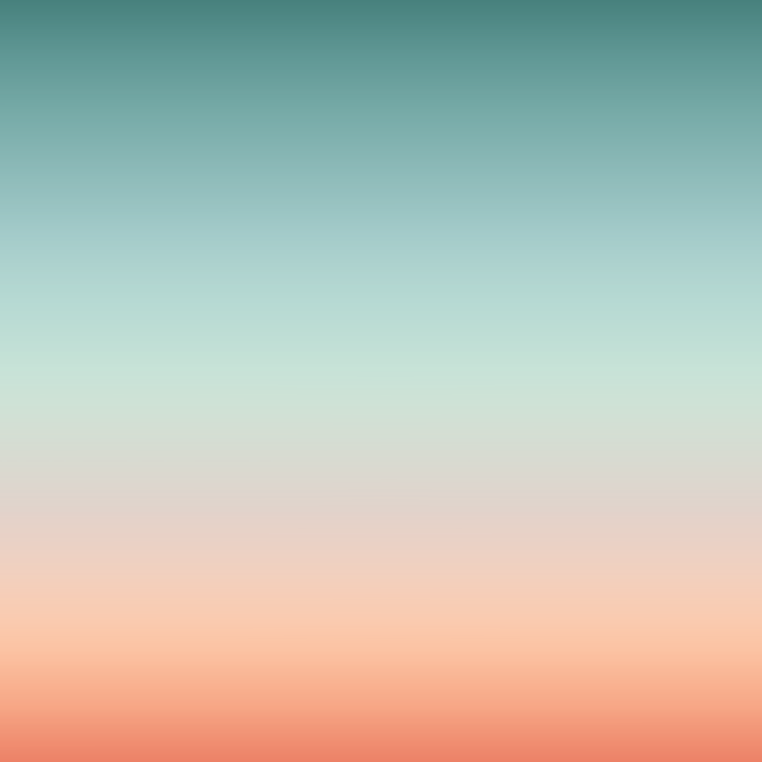 Color gradient background - fading sunset sky colors Comforters