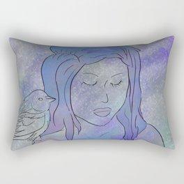 Bird's Rest Rectangular Pillow