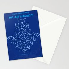 No764 My The Last Airbender minimal movie poster Stationery Cards