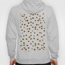 Gold Glitter Confetti Hoody