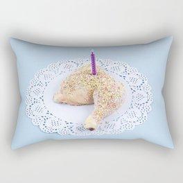 Chicken Birthday Rectangular Pillow