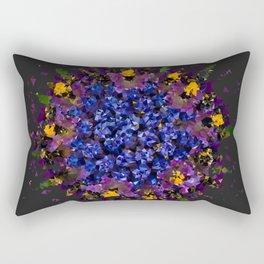 Meshed Up Pollen Ball Rectangular Pillow