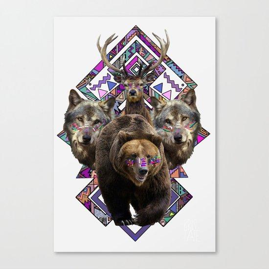 ▲NANUK▲ Canvas Print