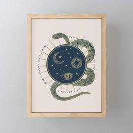 The Rebirth Framed Mini Art Print