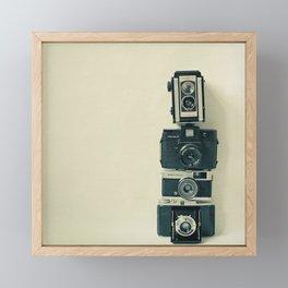 Camera Love Framed Mini Art Print