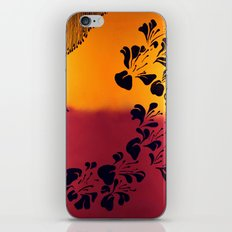 The Flower of our Discontent iPhone & iPod Skin