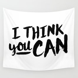 You Can Wall Tapestry