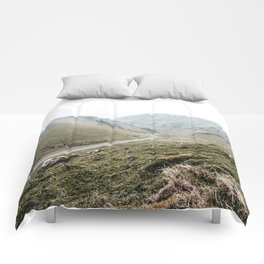 view of Winnats Pass Comforters