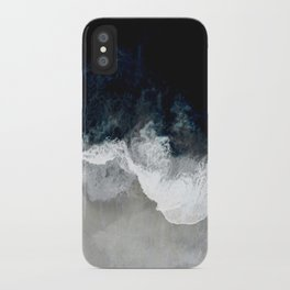 Blue Sea iPhone Case