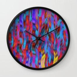 Funfair ! Wall Clock