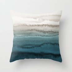 WITHIN THE TIDES - CRASHING WAVES Throw Pillow