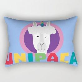 Alpaca Unicorn Unipaca B4srx Rectangular Pillow