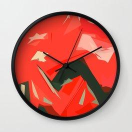 Willpower Power Wall Clock