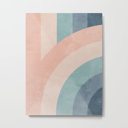 Only a Rainbow Metal Print