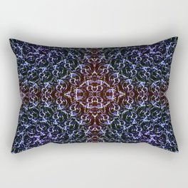 Ascension Convergence Pattern Rectangular Pillow